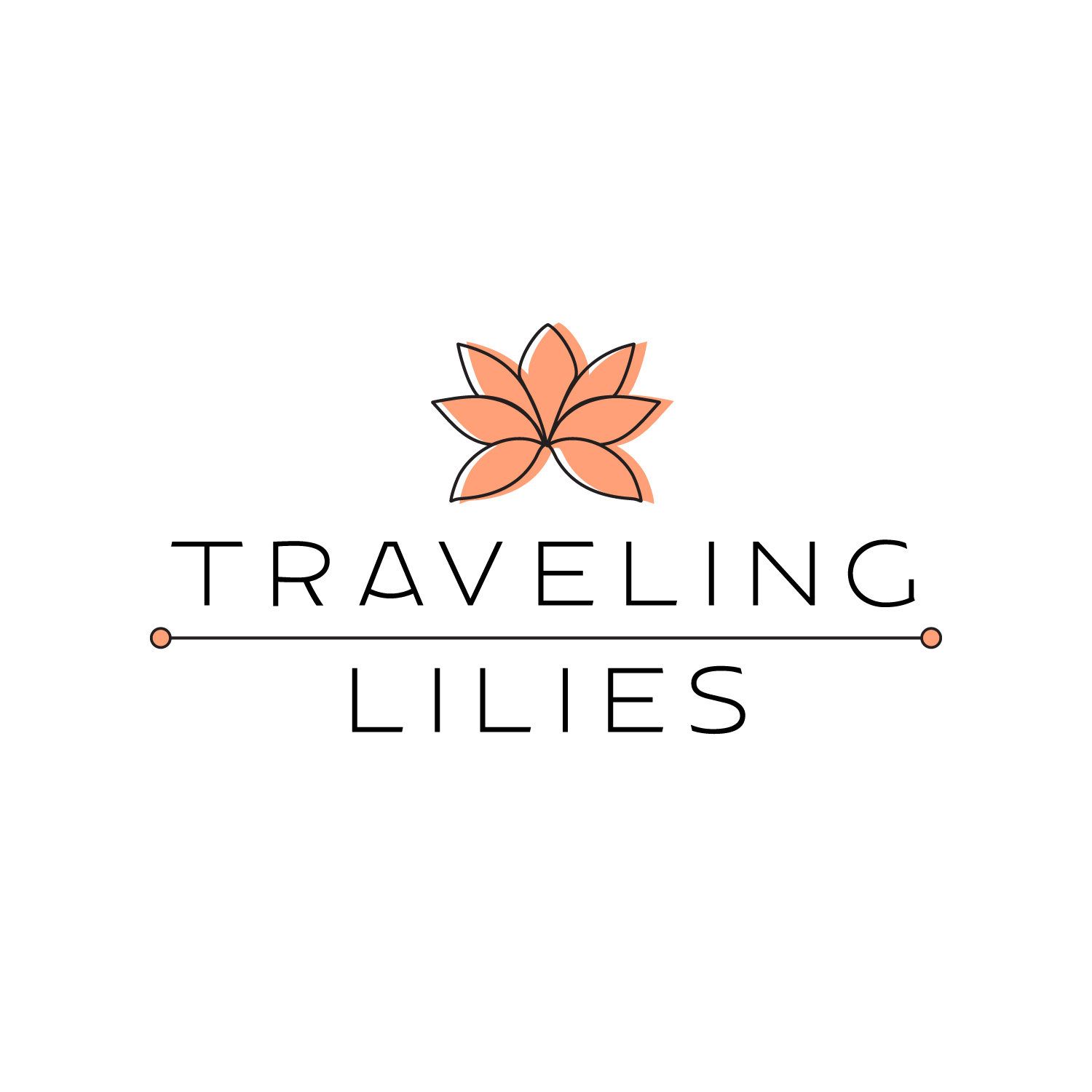 Traveling Lilies Photography