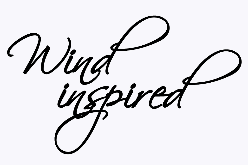 Wind Inspired photography