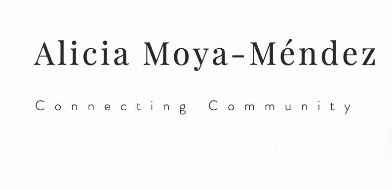 Alicia Moya-Méndez