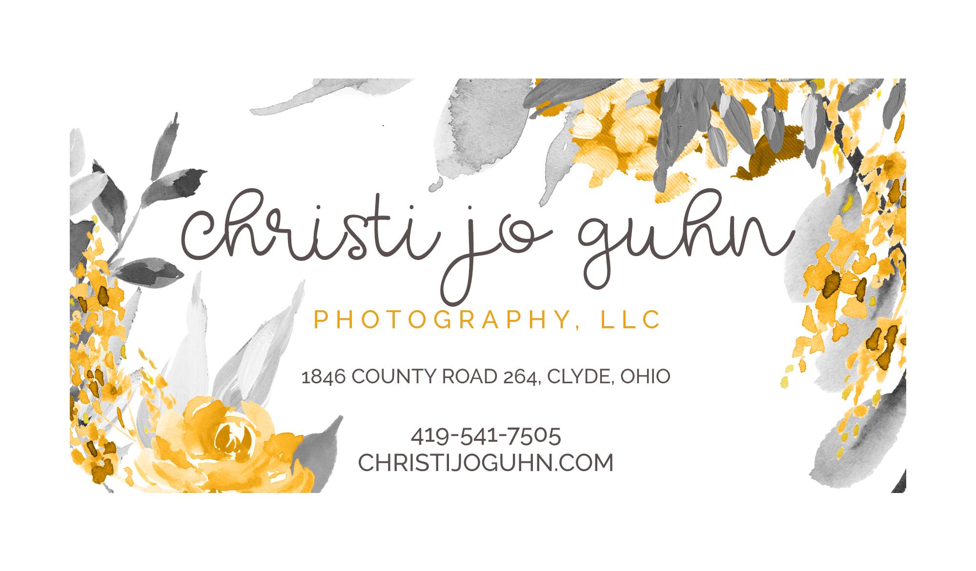 Christi Jo Guhn Photography