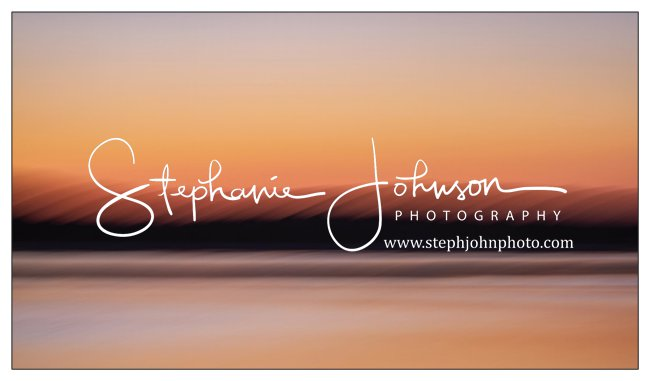Stephanie Johnson Photography (StephJohnPhoto)