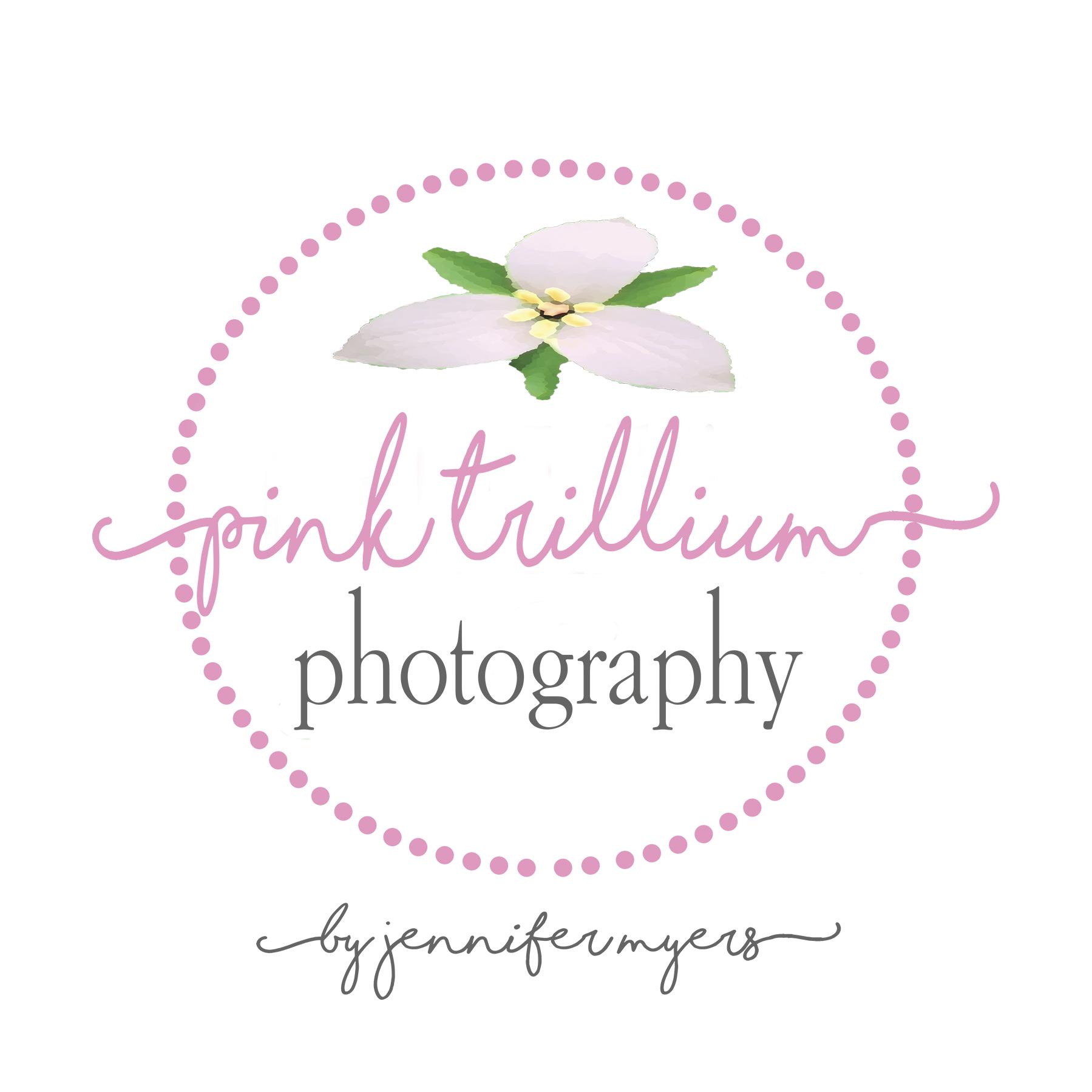 Pink Trillium Photography