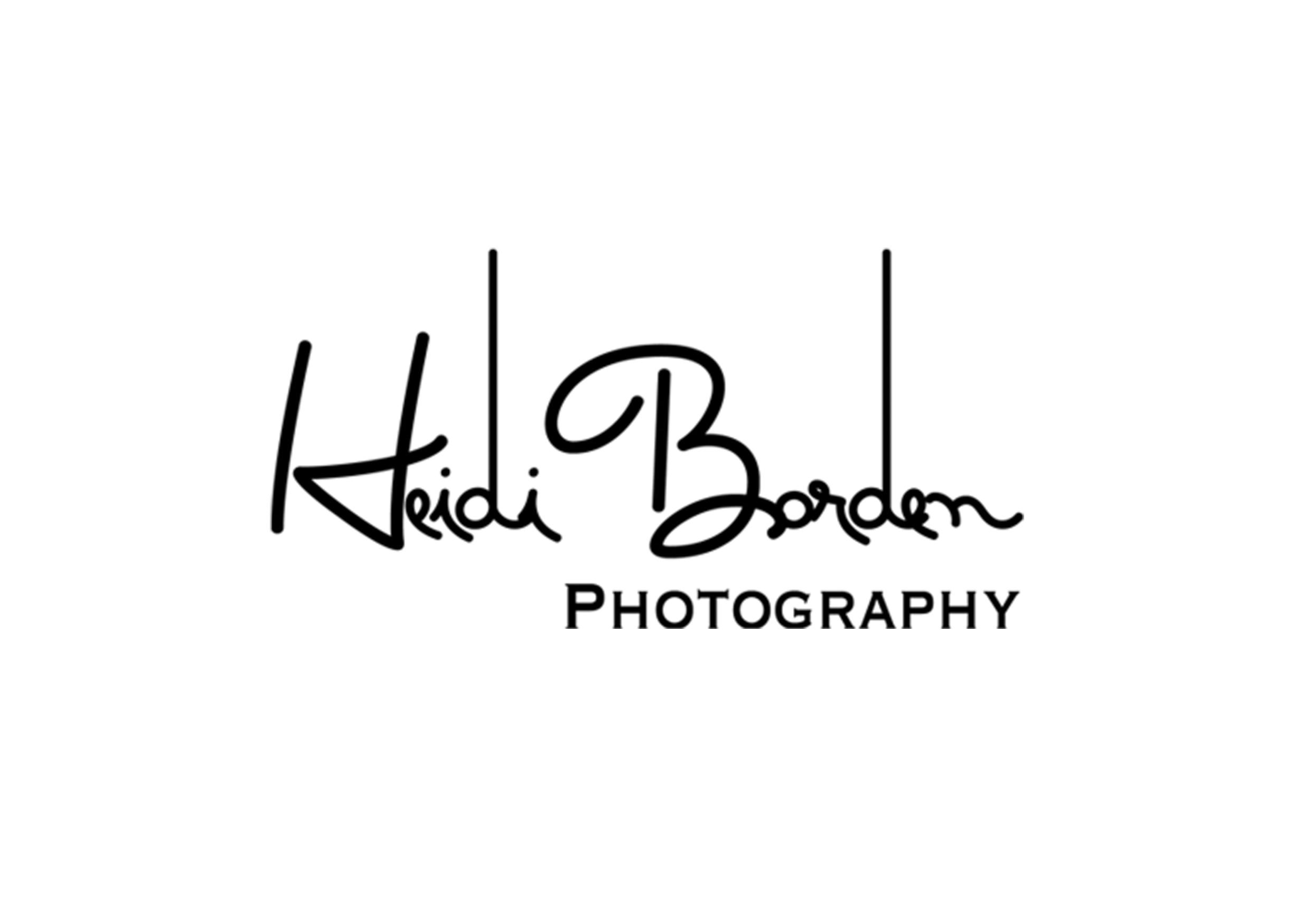 Heidi Borden Photography