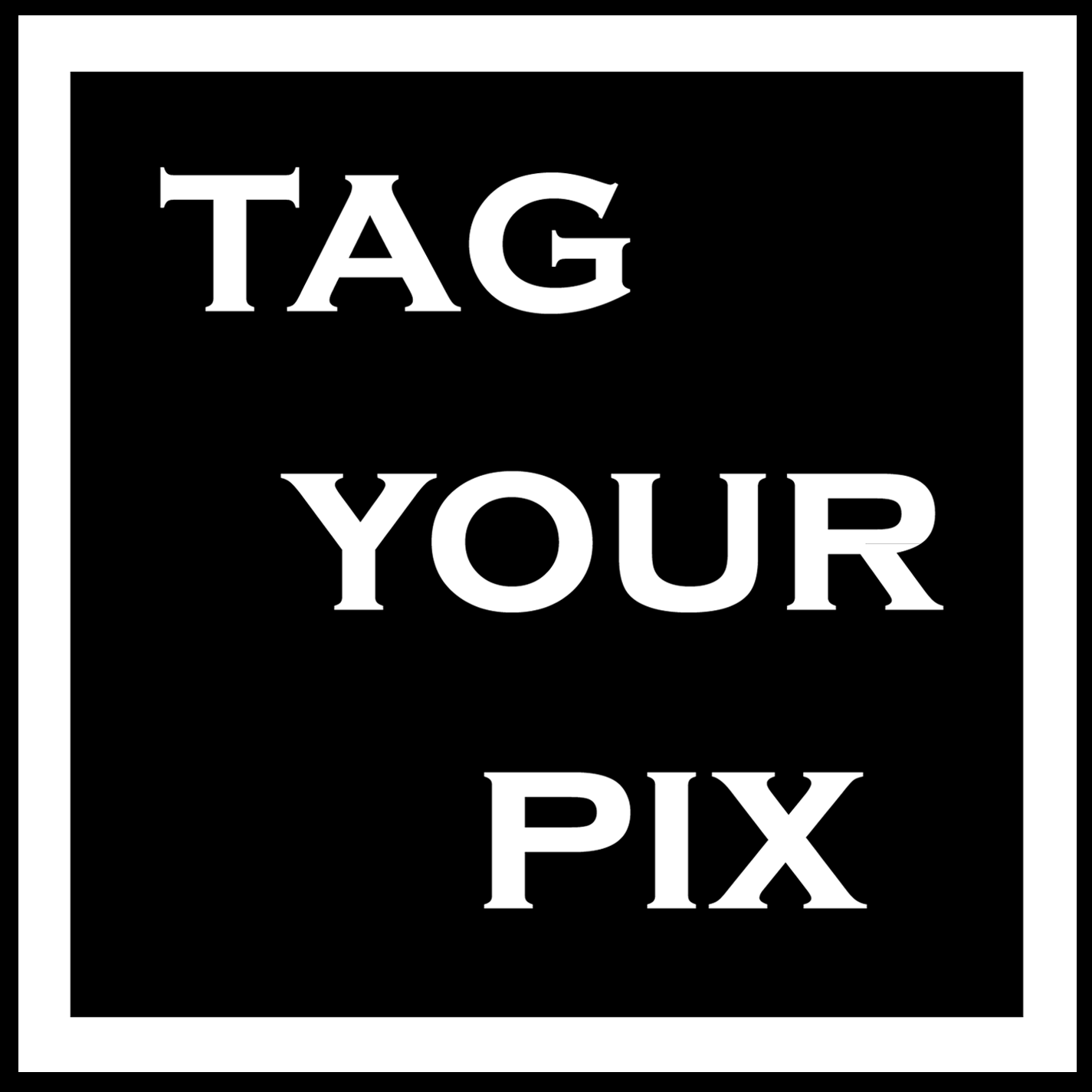 Tag Your Pix