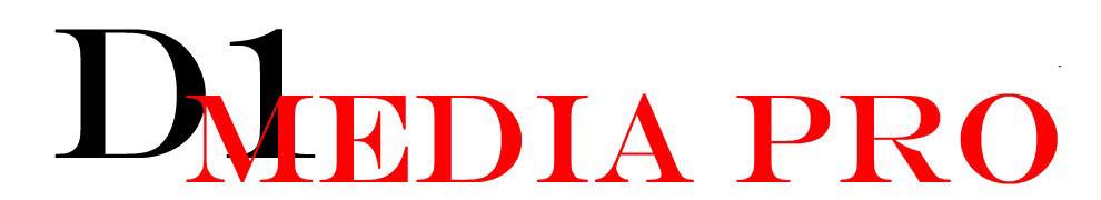 D1MediaPro.com