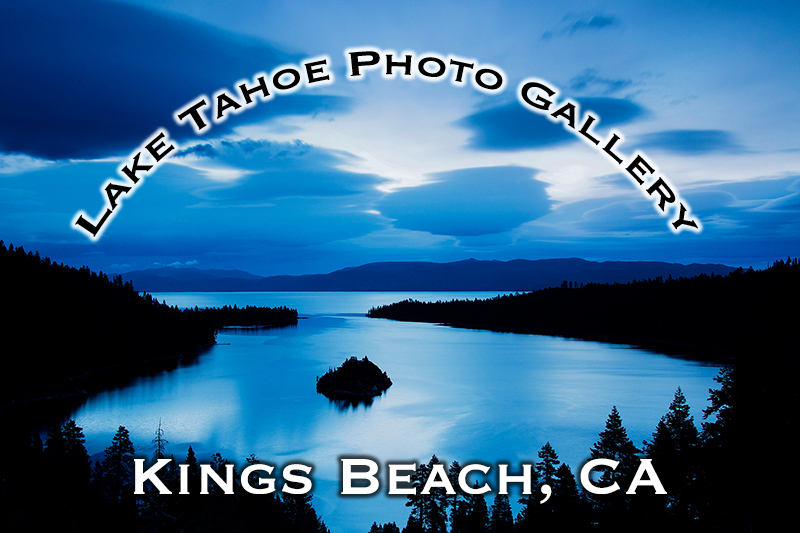 Lake Tahoe Photo Gallery