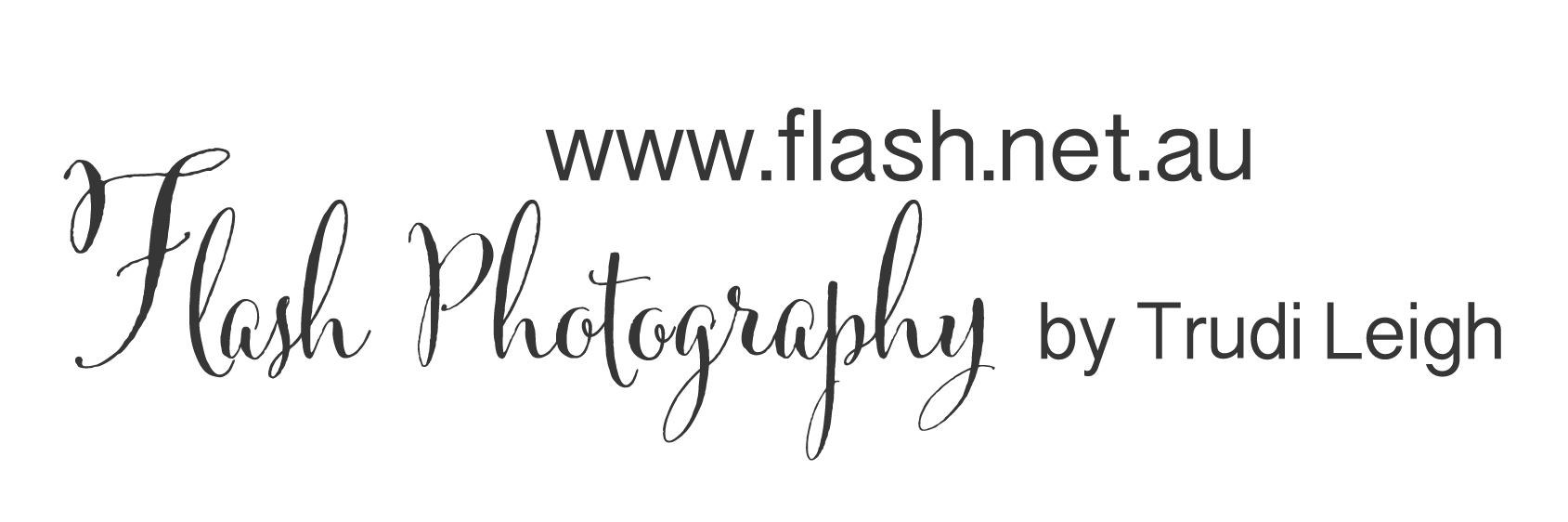 Flash Photography by Trudi Leigh