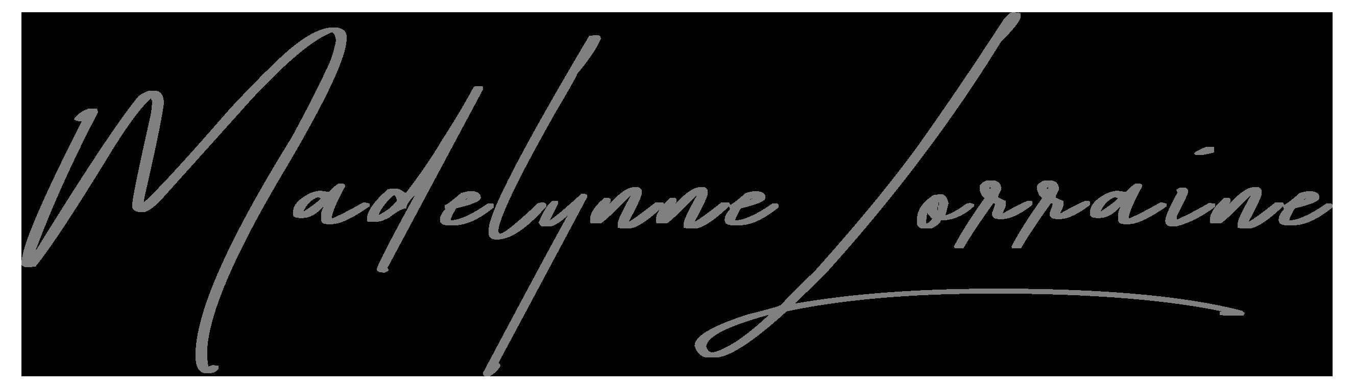 Madelynne Lorraine