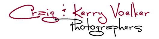 Craig & Kerry Voelker Photography & Artwork